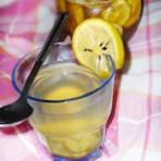 柠檬蜂蜜水