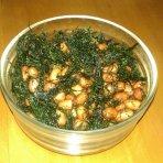 苔条炒花生米