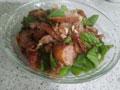 熏肠炒麻椒的做法