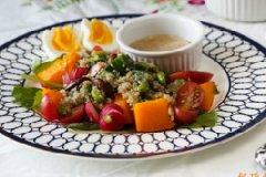 超模藜麦综合沙拉的家常做法