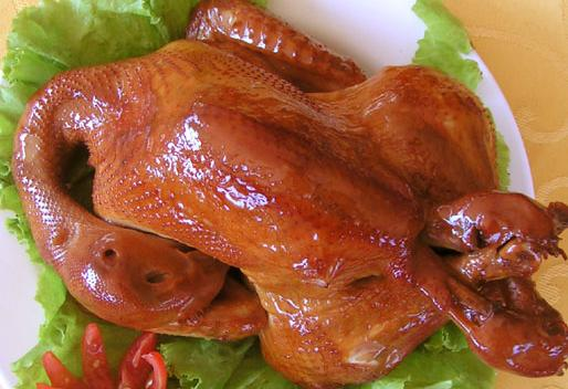 烧鸡的做法大全