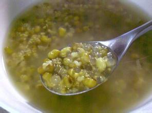 绿豆汤的做法大全
