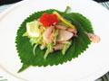 南极磷虾沙拉的做法