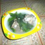 芥菜骨头汤的做法