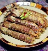 黑啤煮皮皮虾的做法视频