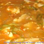 泡菜豆腐汤的做法