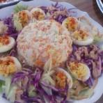 鲜蔬综合沙拉