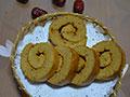红糖枣泥蛋糕的做法