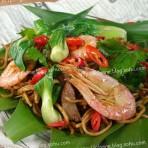 泰式海炒面