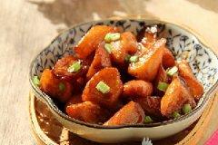 红烧小萝卜的做法