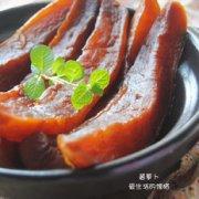 酱萝卜的做法