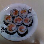 肉松寿司卷的做法