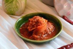 韩式泡菜的家常做法