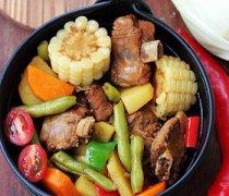 【排骨炖胡萝卜的做法】排骨炖胡萝卜怎么做好吃_排骨炖胡萝卜的营养