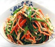 【凉拌胡萝卜芹菜】凉拌胡萝卜芹菜的做法_凉拌胡萝卜芹菜的食用禁忌