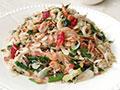 春季海中补钙佳品~~~清炒小虾米的做法