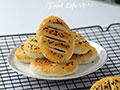莲蓉千层酥饼的做法