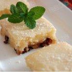 脆皮椰香红豆年糕