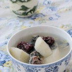 山药红枣乌鸡汤的做法