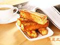 香葱酥脆面包条的做法