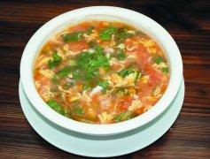 鸡蛋疙瘩汤的做法