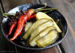 腌黄瓜的做法怎么做保存的久一些
