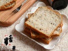 多谷面包的做法