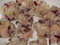 三文鱼蔬菜丸子的做法