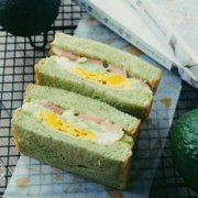 牛油果三明治的做法