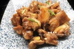 沙姜炒鸡的家常做法