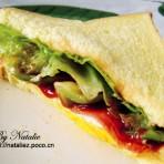 健康三明治