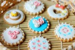 草帽糖霜饼干的家常做法