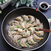 芹菜猪肉馅生煎饺子的做法
