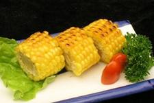 烤箱烤玉米