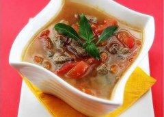 4款滋肝补血最有效的猪肝汤