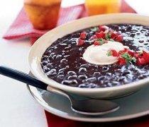 【黑豆粥的做法】黑豆粥的功效与作用_黑豆粥怎么煮