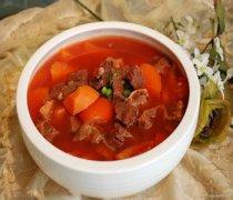 【牛肉胡萝卜的做法】牛肉胡萝卜的其它家常做法_牛肉炖胡萝卜的营养