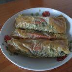 豆腐皮卷的做法