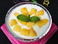 大果粒芒果酸奶的做法