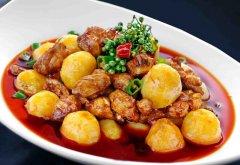 鸡肉炖土豆的做法