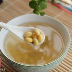血鳗黄豆汤