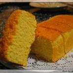 超级简单黄金蛋糕的做法