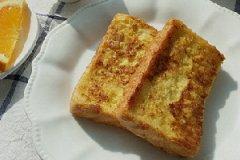 全麦蜂蜜吐司的家常做法