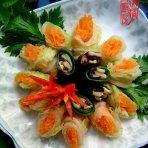 花色白菜卷