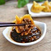 木耳香菇胡萝卜饺子的做法