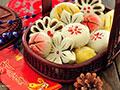 中式酥点(附各种花型做法)的做法