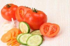 黄瓜炒鸡蛋怎么做好吃,黄瓜和西红柿能一起吃吗?