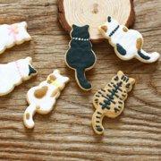 萌萌哒糖霜卡通饼干的做法