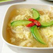 【黄瓜鸡蛋汤】黄瓜鸡蛋汤的营养价值_黄瓜鸡蛋汤的选材方法