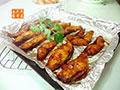 咖喱鱼片烤箱版的做法